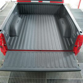 Pickup-Ladefläche mit PU-Beschichtung