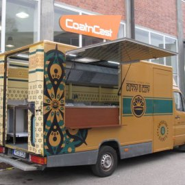 Food Truck - Curry o City