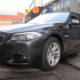 BMW, Komplettfolierung, Black Pearl