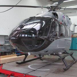 Fack Ju Göhte, Hubschrauber, Teilfolierung, Digitaldruck